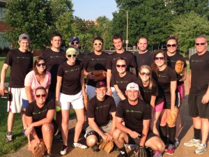 KM Softball Team