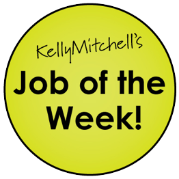 KellyMitchell's Job of the Week!
