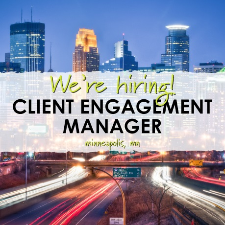 now hiring kellymitchell client engagement manager