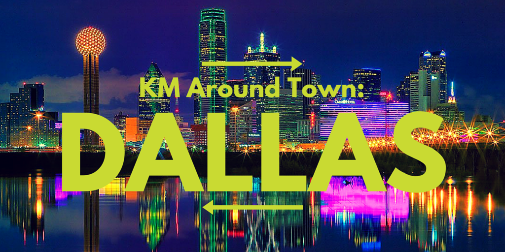 KM Around Town-